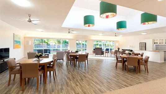 Dementia Care Design and Hotel Services